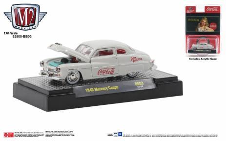 M2-Machines-Coca-Cola-Release-52500-BB03-1949-Mercury-Coupe