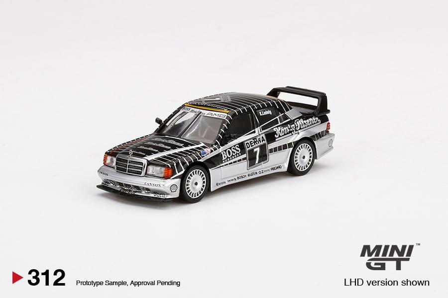 Mini-GT-Mercedes-Benz-190E-2-5-16-Evolution-II-7-AMG-Mercedes-1990-DTM-002