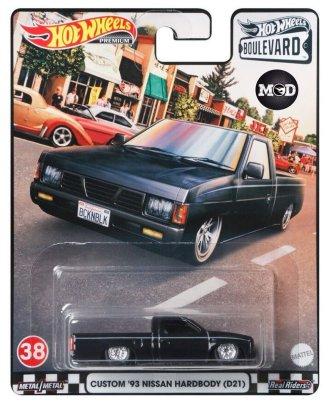 Hot-Wheels-Boulevard-Mix-H-Custom-93-Nissan-Hardbody-D21