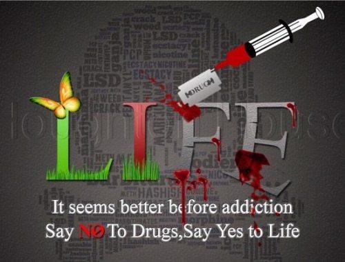 World Drug Day 26th June