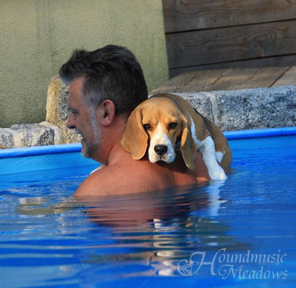 Selber schwimmen? Warum??? Sommer 2015