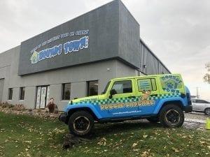 Detroit dog franchise