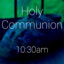 Morning Communion
