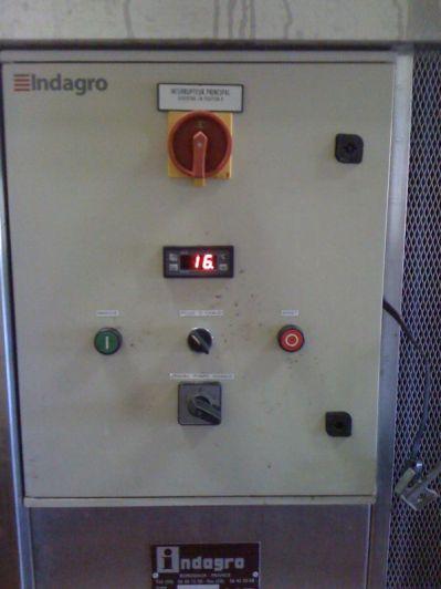 Tableau de commande de la pompe à Chaleur