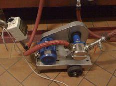 Pompe à rotor 10 000 à 20 000 litres par heure
