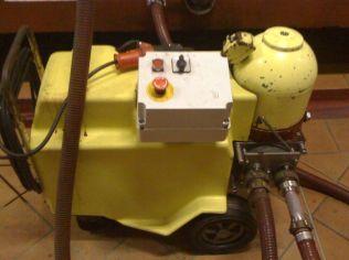 Pompe à piston 8 000 à 13 000 litres par heure