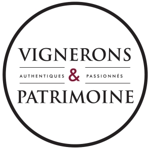vins-logo vignerons & patrimoine 100