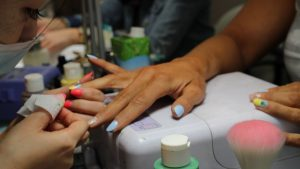Top Nail Art Salons In Toronto