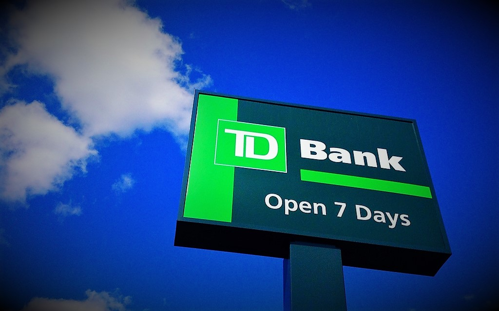 Td Bank Personal Fee Schedule