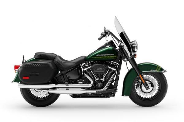 2019 Softail HarleyDavidson174 FLHCS Heritage Softail