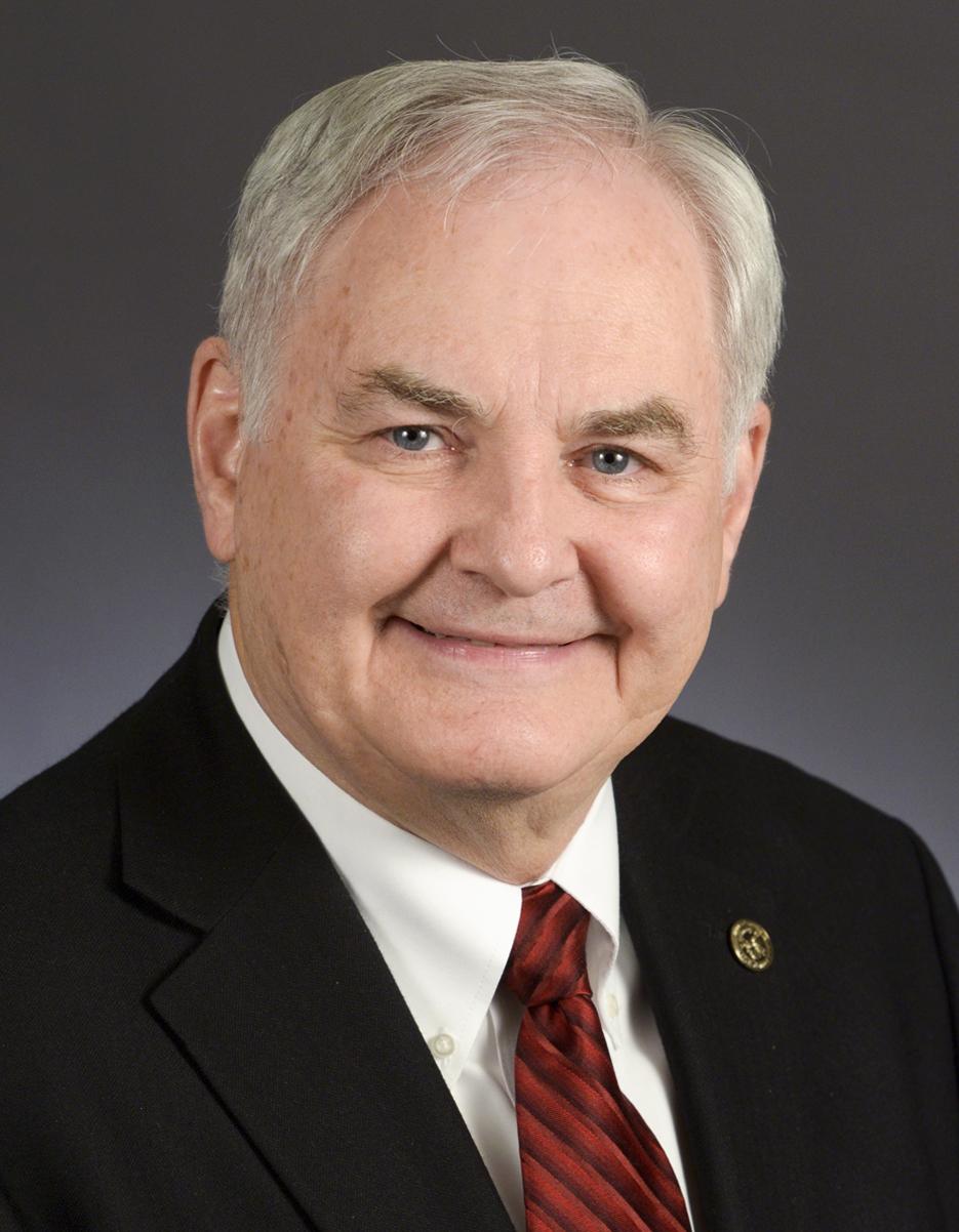 Representative Lyndon Carlson Sr.
