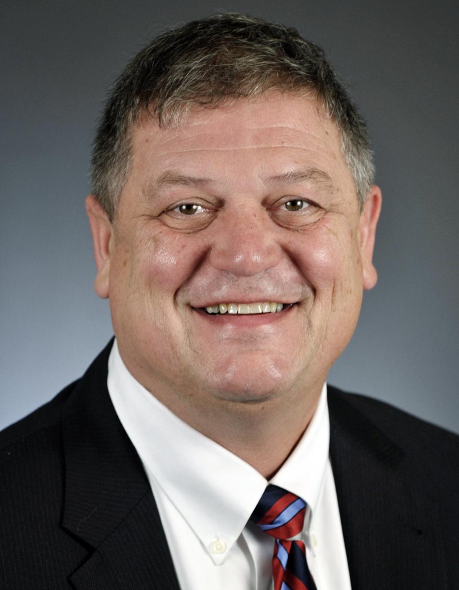 Representative Ernie Leidiger