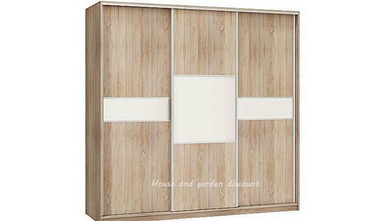 armoire dressing 3 portes coulissantes porto