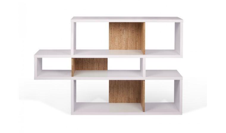 bibliotheque design london basse blanche liege