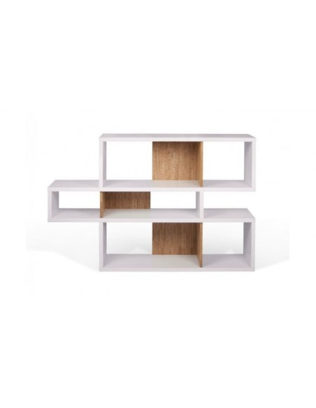 bibliotheque design london basse blanche liege