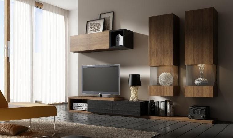meuble tv design notte b