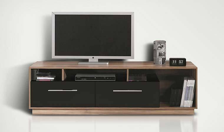 meuble tv black