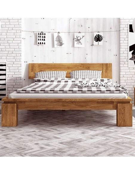 lit en bois massif design house and