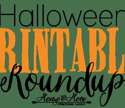 Halloween Printables Roundup!