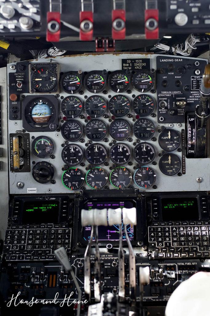 KC135 Flight Misawa Japan Air Base