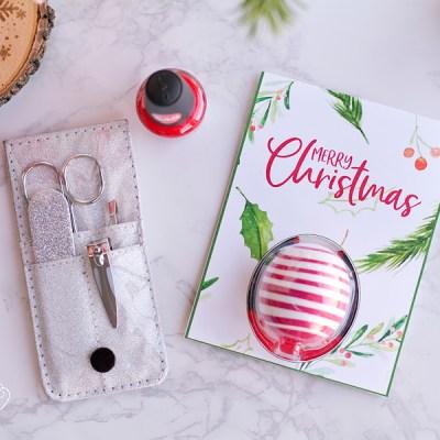 Eos Lip Balm Printable for Christmas