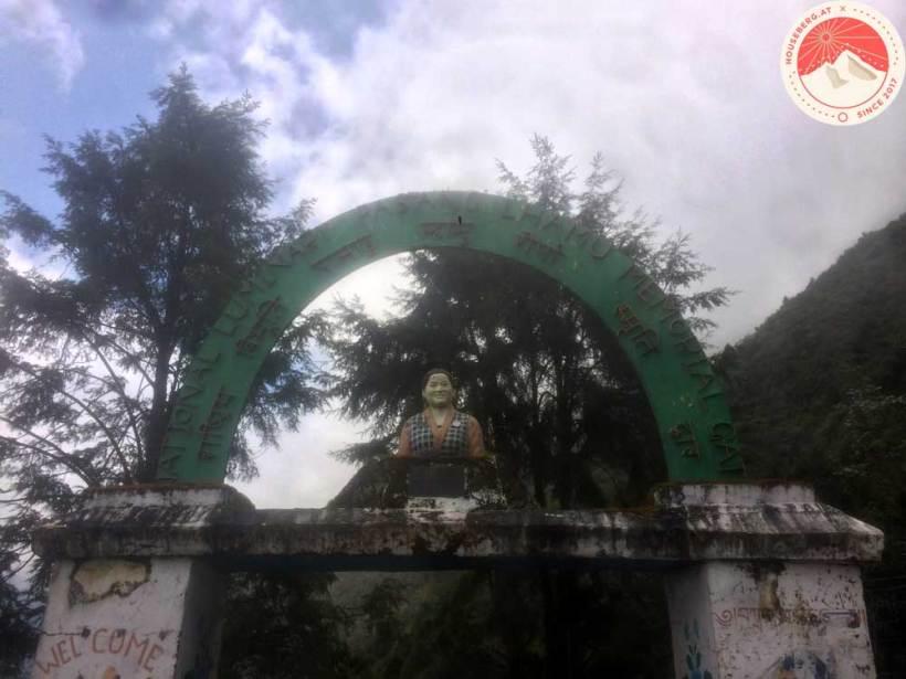 Pasang Lhamu Sherpa Memorial Lukla