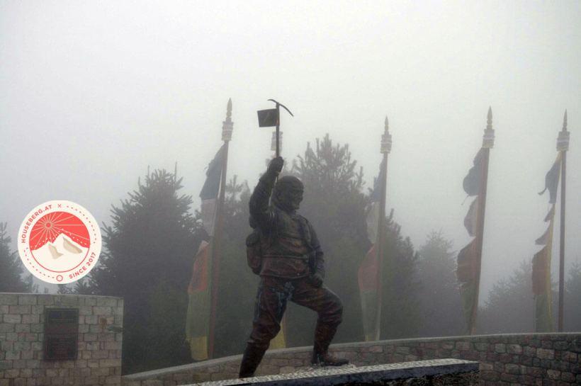 Tenzing Norgay Monument