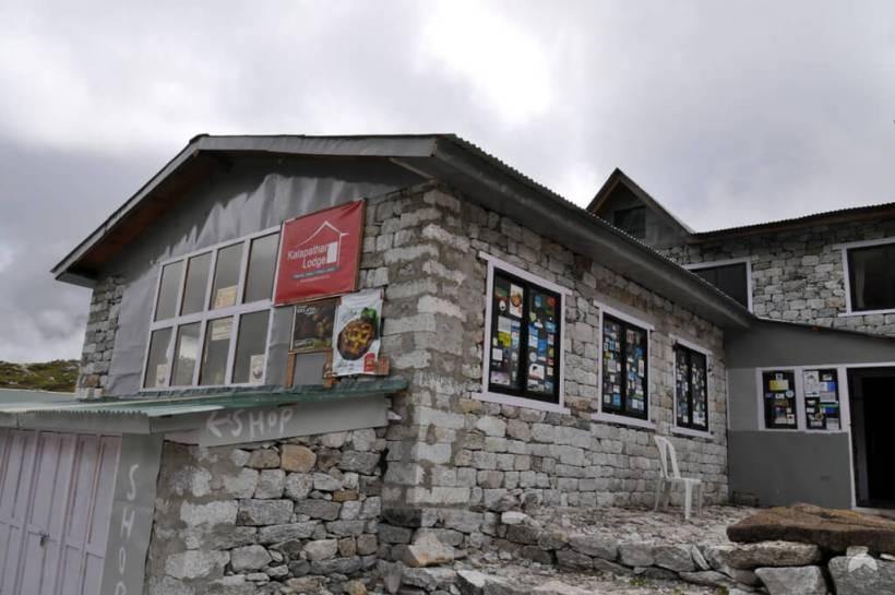 Kalapathar Lodge Dughla