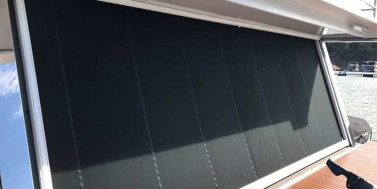 Back Deck Blinds