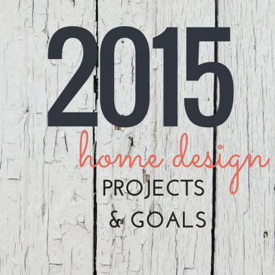 Projects for 2015