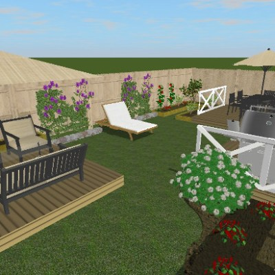 Planning our Backyard Oasis