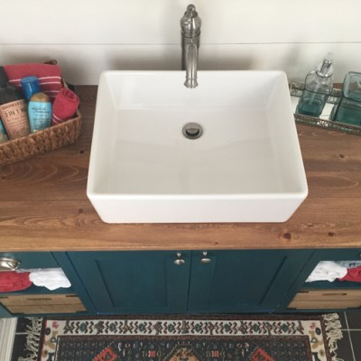Main Bathroom Makeover Reveal and Sources