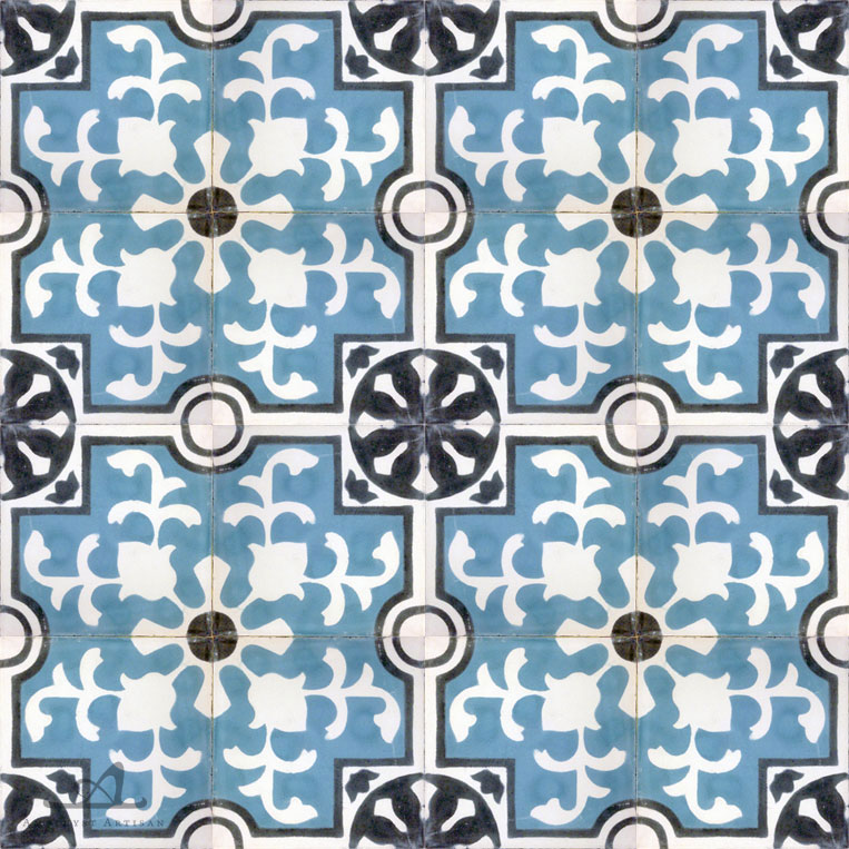 Cement Tile | 2018 Home Design and Decor Trends | House by the Bay Design