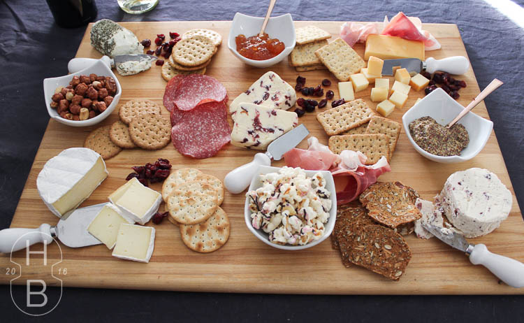 Entertaining Made Easy with the Perfect Cheese Board | House by the Bay Design