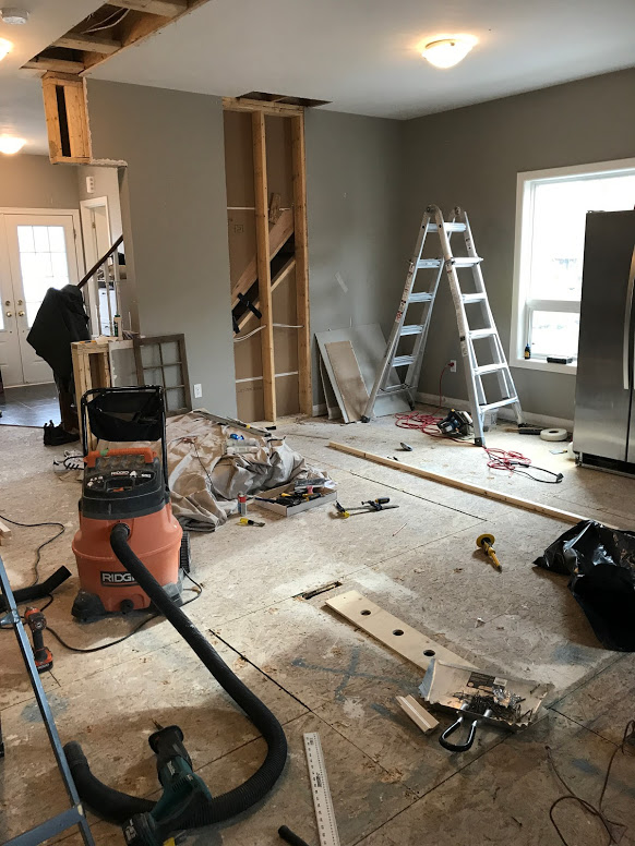 Design situation - Chaos | Kitchen Renovation | House by the Bay Design