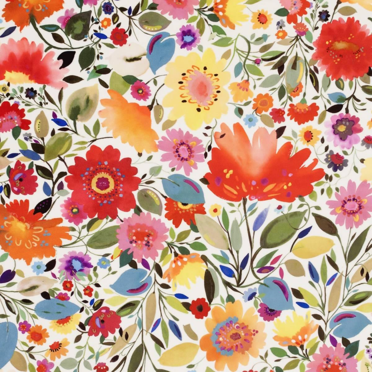 Ariadnes Dream Velvet Fabric Multi F081401 Clarke