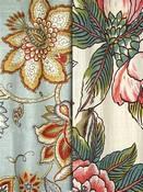 floral drapery fabric housefabric com
