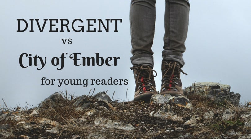 City of Ember Trumps Divergent for Young Readers: Here's Why