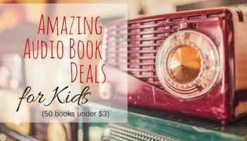 Best Librivox Books for Younger Kids - House full of Bookworms