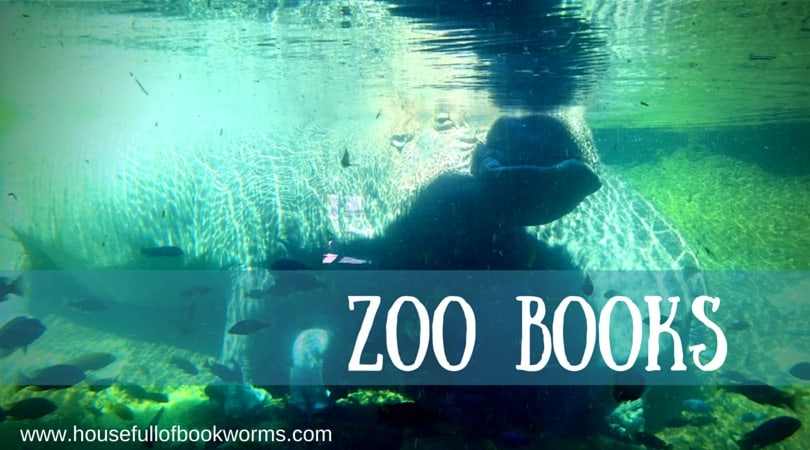 Zoo Books for Animal Lovers