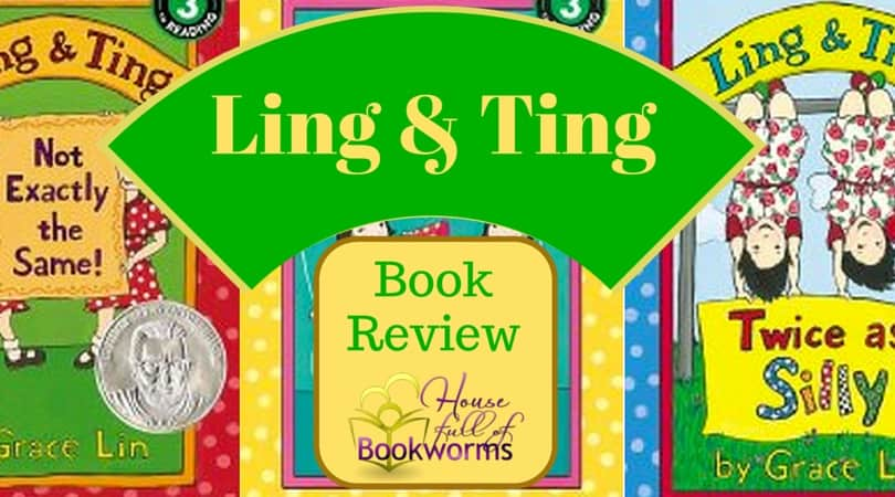 ling and ting books