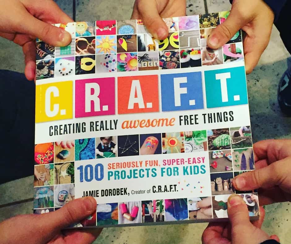 C.R.A.F.T. Creating Really Awesome Free Things