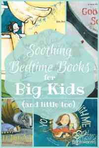 soothing bedtime books