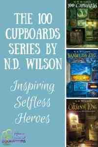 100 Cupboards by N.D. Wilson