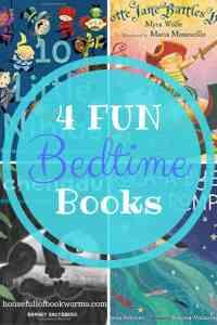 fun bedtime books