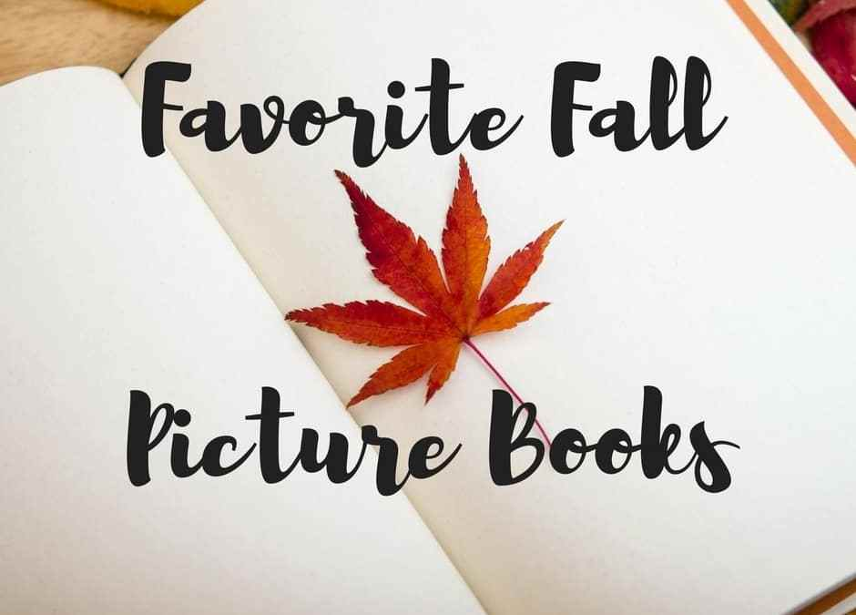 Favorite Fall Picture Books