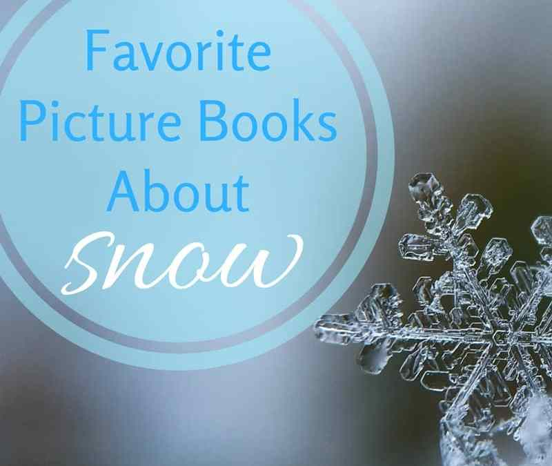 Picture Books About Snow