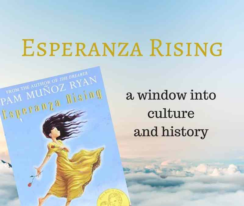 Esperanza Rising: a Window into Culture and History