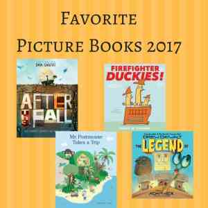 Favorite Picture Books 2017