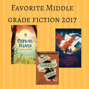 Favorite Middle-Grade 2017